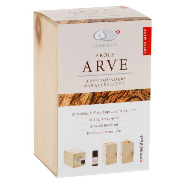 Aromalife Arven Quader