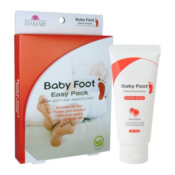 Baby Foot Fusspflege Set